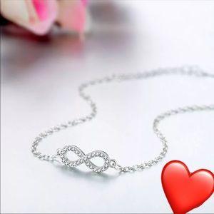 Jewelry - FOREVER ♡ AAA Cubic Zirconia Bracelet